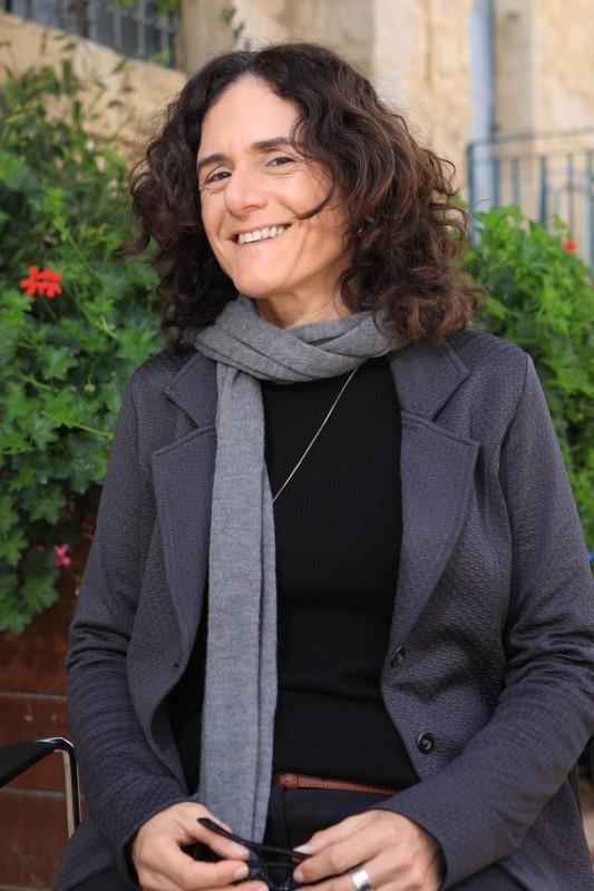 קרן גוז לוין - צילום - אוריה סייג